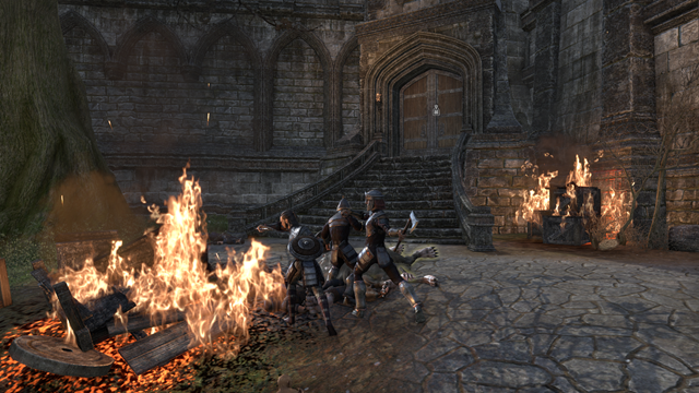Eso Tank Builds